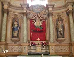 Autel de l'Enfant Jésus de Prague