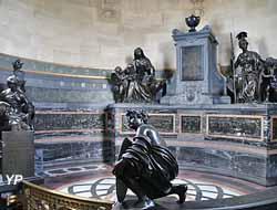 Chapelle des coeurs des Condé (Jacques Sarazin, 1648)