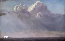 Étude de ciel (Vilhelm Kyhn)