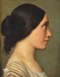 La Florentine (Hippolyte-Jean Flandrin)