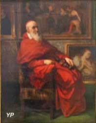 Un cardinal (Joseph-Nicolas Robert-Fleury, 1876)