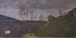 Paysage (Théodule Ribot)