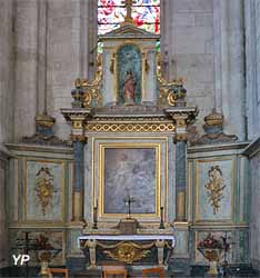 Cathédrale Saint-Pierre de Beauvais - Choeur de Beauvais