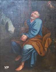 Le repentir de saint Pierre (XVIIIe s.)