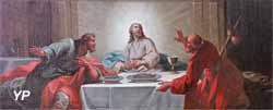 Les pèlerins d' Emmaüs (Mauperin, 1782)