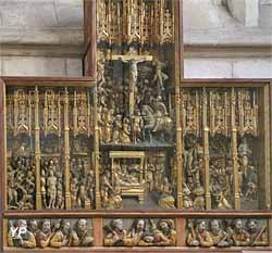 Retable de la Passion, dit retable de Marissel (1571-1573)