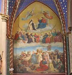L'assault des Bourguignons en 1472 pour récupérer la ville de Beauvais reprise par Louis XI en 1471