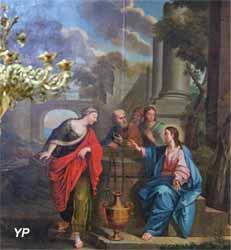 Le Christ au puits (XVIIe s.)