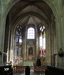 Chapelle axiale
