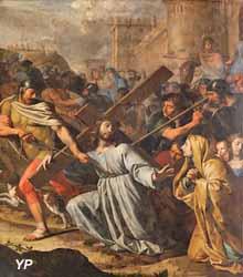 Le Portement de croix (Jean-Baptiste Champaigne, XVIIe s.)