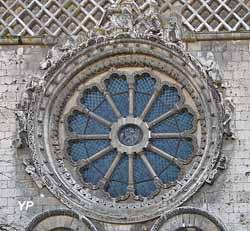 Église Saint-Étienne - roue de la Fortune