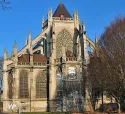 Église Saint-Étienne - chevet