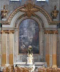 Chapelle du bras Nord du transept