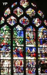 Vie de saint Eustache, Christ de Douleur