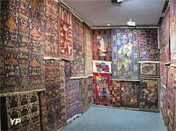 Le Grand Jeu (Michel Aubry) - expo temporaire 2018 Muralnomad