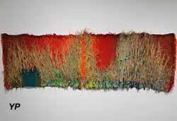 D'un estiu (Joseph Grau-Garriga) - expo temporaire 2018 Muralnomad