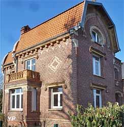 Maison Art Nouveau, rue Victor Hugo