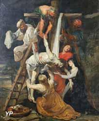 La Descente de Croix (Pierre Paul Rubens)