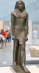 Le pharaon Psammeétique II (590 av. JC)