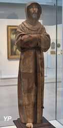 Saint François mort (vers 1650)