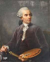 Portrait du peintre Joseph Vernet (Elisabeth Vigée Le Brun, 1778)