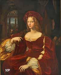 Portrait de Dona Isabel de Requesens (Raphaël, 1516)