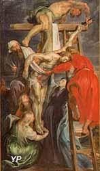 Descente de croix (Pierre Paul Rubens, vers 1614-1615)