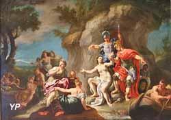 La Libération de Lucine (Nicola Maria Rossi, 1730)