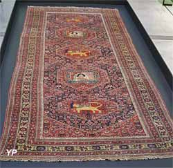 Tapis Senneh (Iran occidental (1837)