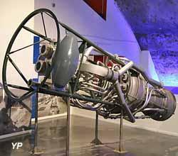 Propulseur du missile V2