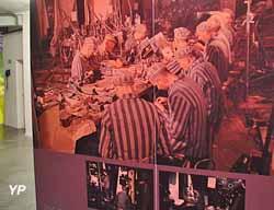 Fabrication des V2 dans le camp de concentration de Dora (dépendant de Buchenwald)