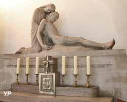 Hôtel de la Piéta (sculpteur Louis Piron, 1932-1935)