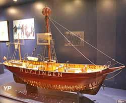Le bateau-feu Ruytingen