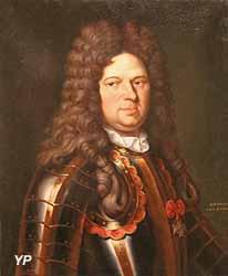Portrait de Jean Bart (O. Pollet)