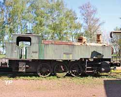 Marguerite, locomotive à vapeur 040