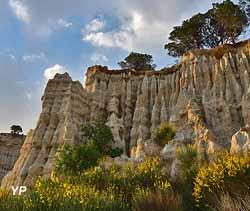 Site géologique des Orgues
