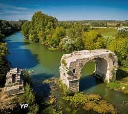 Pont Ambroix Ambrussum