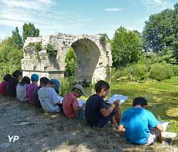 Observation du pont Ambroix