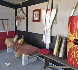 Musée et site gallo-roamins du Fâ - Corbita
