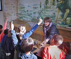 Visite guidée enfant - Crâne (Musée de l'Homme de Néandertal)