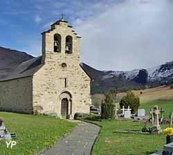 Église de l'Invention de Saint Etienne (Les Amis du Patrimoine de Ens)