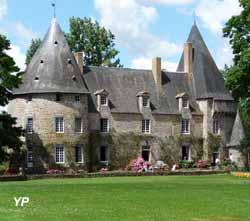 Château du Bois de Maine (G. Mallat Desmortiers)