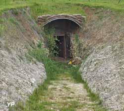 Ilot, Granathof, ou Glory Hole
