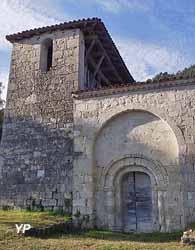 Église Sainte-Raffine de Gaujac (Mairie de Frégimont)