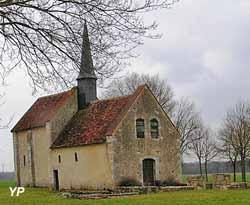 Chapelle Saint-Ursin-des-Roses (Les amis de la Chapelle de Serruelles)
