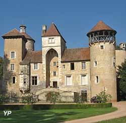 Château de Sercy (Nennecy de Contenson)