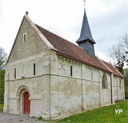 Chapelle de Sainte-Marie aux Anglais (J E Devos)