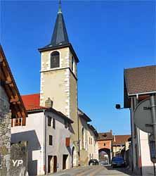 Bourg médiéval (Mémoire et Patrimoine de Les Marches)