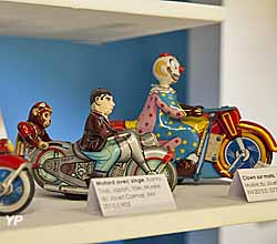 Musée Animé du Jouet et des Petits Trains (Musée du jouet)