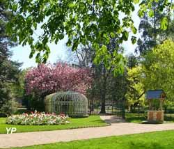 Jardin Botanique de Tours - arboretum serre torterue (Ville de Tours)